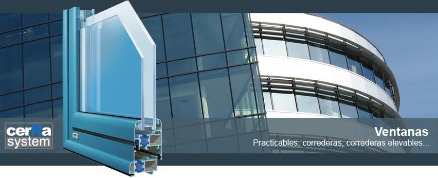Aluminios rasilla ventanas aluminio y pvc sistemas de - Ventanas de pvc en cantabria ...